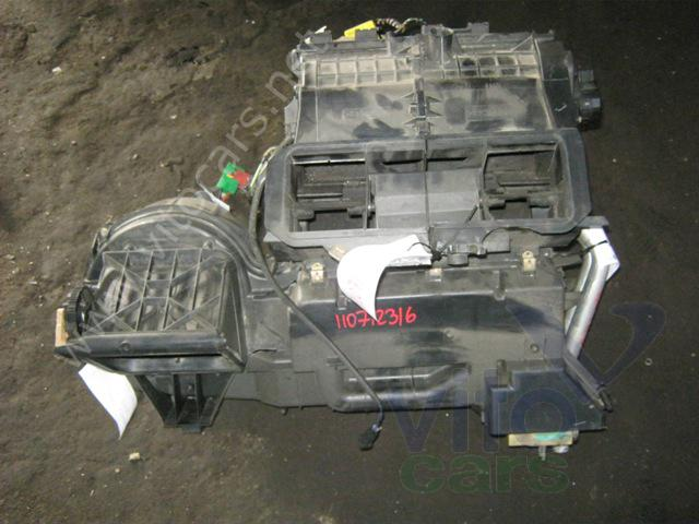 Корпус отопителя (корпус печки) Peugeot 406 (с разборки) .