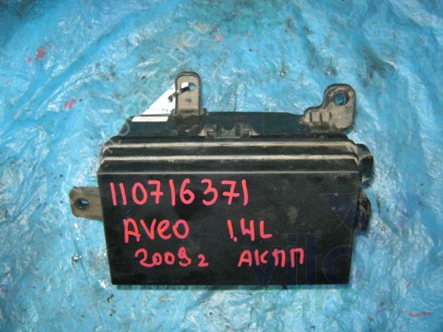 Блок предохранителей Chevrolet Aveo 2 (T250) (с разборки) .