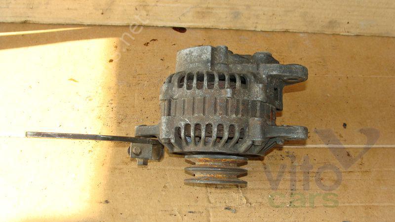 генератор mitsubishi pajero с разбора