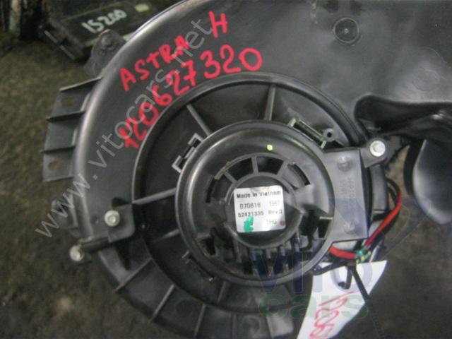 Моторчик печки Opel Astra H (с разборки) .