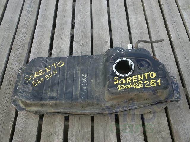 Бак топливный KIA Sorento 1 (с разборки) .