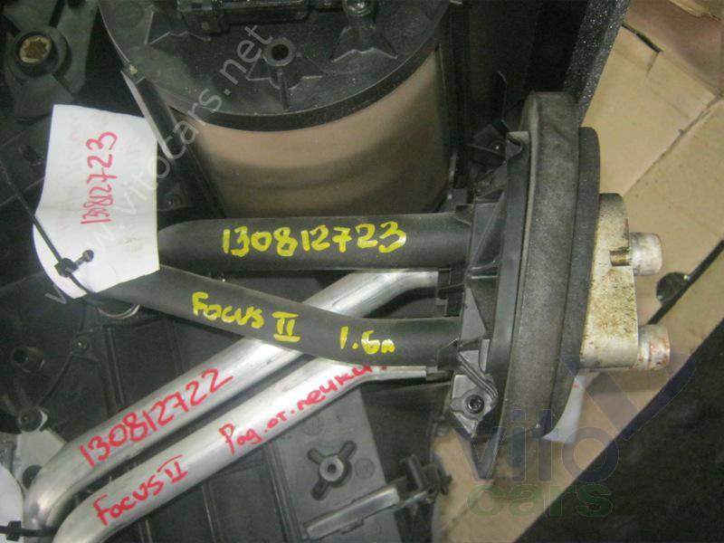 Где находиться внутренний теплообменник кондиционера на форд фокус 2 пластинчатый теплообменник тар-0 4 цена