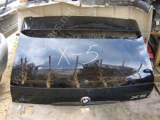 Бмв х5 стекло багажника