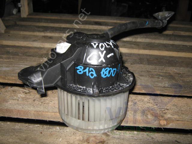 Мотор печки вольво хс70 снять своими руками