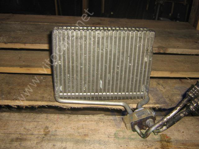 Радиатор отопителя Peugeot 206 (с разборки) .