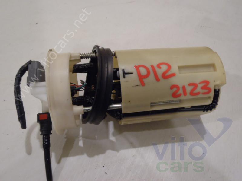 Ниссан примера р12 бензонасос ремонт