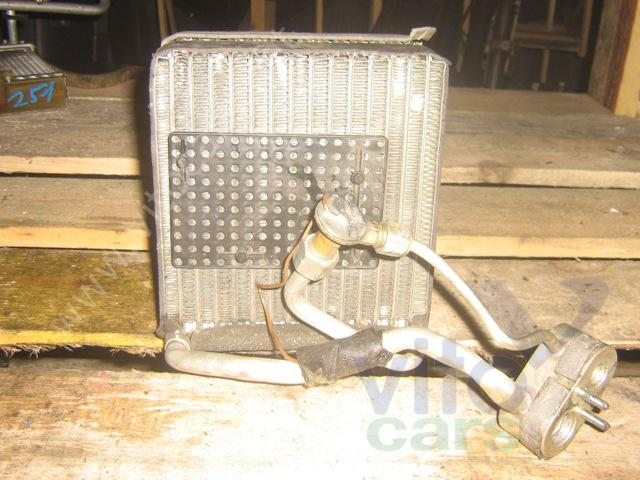 Радиатор отопителя Opel Kadett E (с разборки) .