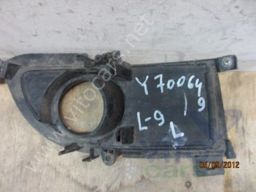 Решетка радиатора Mitsubishi Lancer 9 (с разборки) .