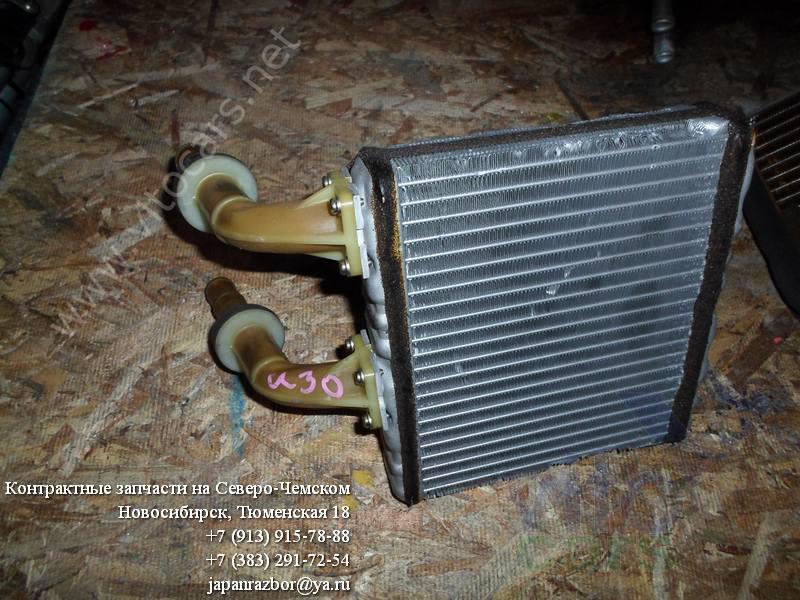 Как поменять радиатор на ниссан