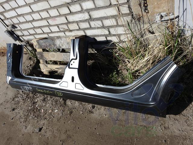 Ремонт порога форд фокус 2