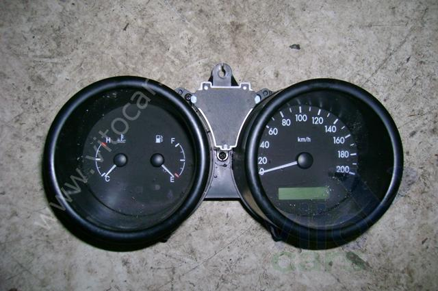 Панель приборов Chevrolet Aveo 1 (T200) (с разборки) .