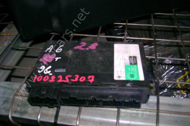 Блок управления центральным замком Audi A6 (C5) (с разборки) .