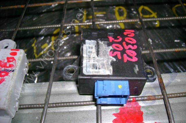 Блок электронный KIA Sorento 1 (с разборки) .