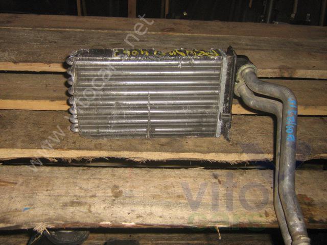 Радиатор отопителя Peugeot 406 (с разборки) .