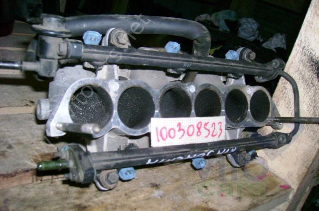 Рейка топливная (рампа) KIA Sorento 1 (с разборки) .