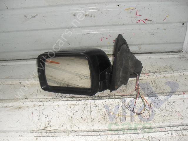 Зеркало левое электрическое BMW X5 E53 (с разборки) .