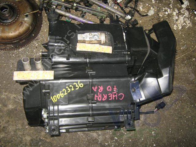 Радиатор отопителя Chery Fora (A21) (с разборки) .