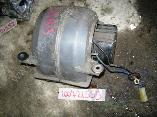 Ваз 2109 где находится моторчик печки