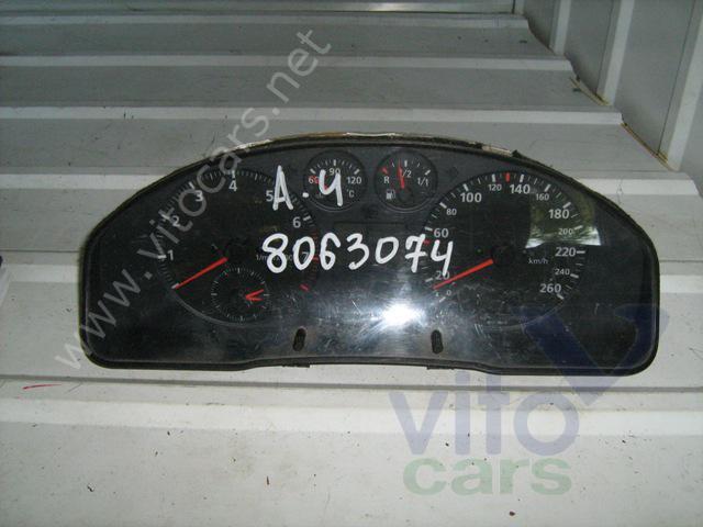 Панель приборов Audi A4 (B5) (с разборки) .