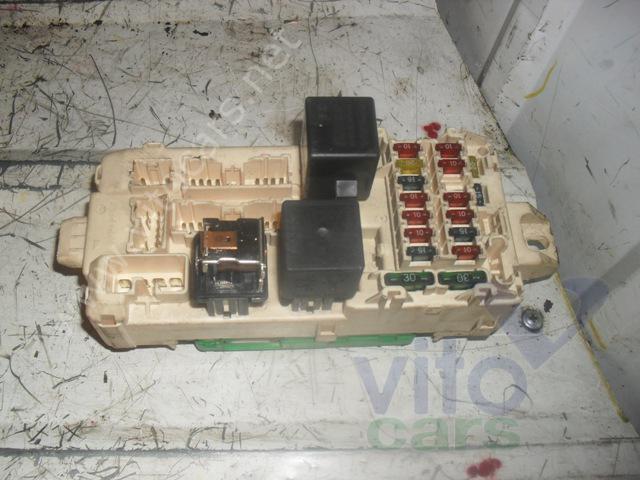 Блок предохранителей Mitsubishi Galant 8 (EA) (с разборки) .