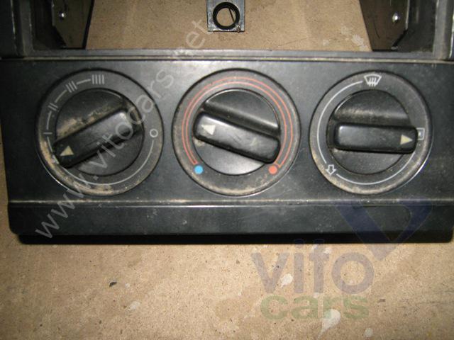 Блок управления печкой Audi 80/90 (B3) (с разборки) .