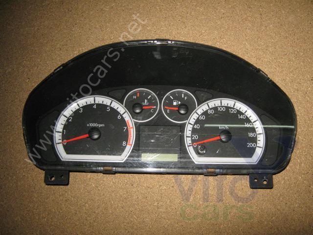 Панель приборов Chevrolet Aveo 2 (T250) (с разборки) .