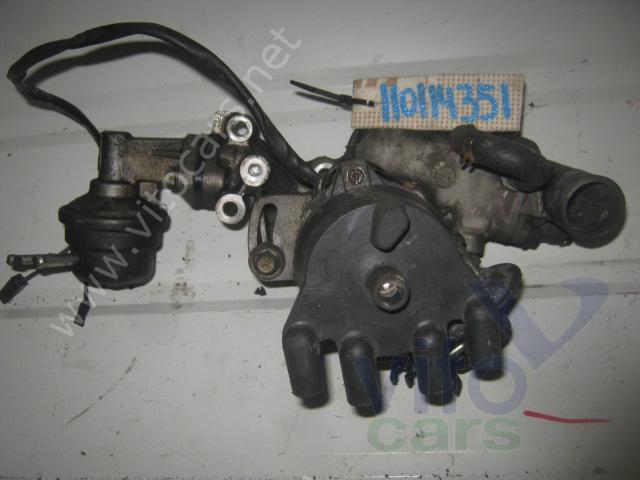 Распределитель зажигания (Трамблер) Mazda 626 GD (с разборки) .
