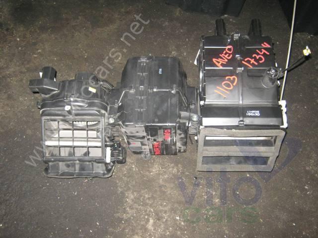 Корпус отопителя (корпус печки) Chevrolet Aveo 1 (T200) (с разборки) .